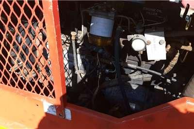Dezzi H60 Hauler Tow Tractor Tractors