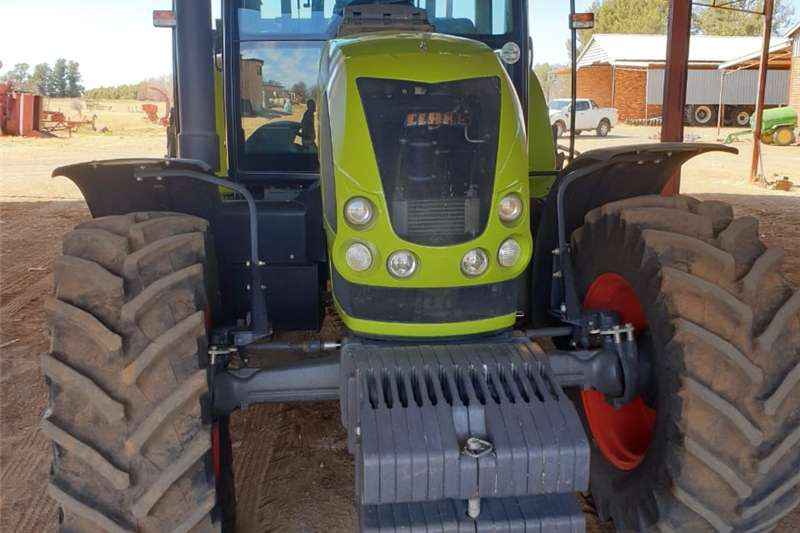Tractors Four wheel drive tractors CLAAS Orion 630c