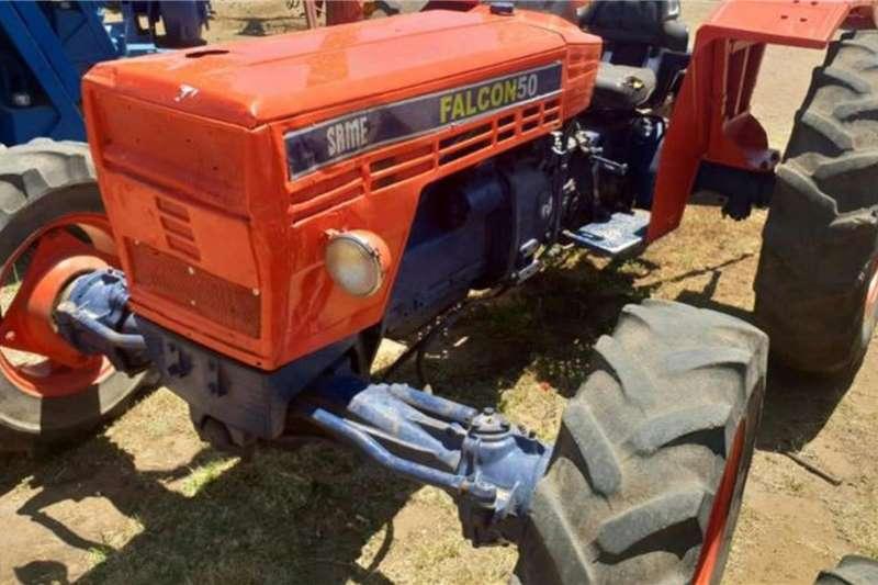 Tractors Four wheel drive tractors Falcon 50 Tractor 4x4
