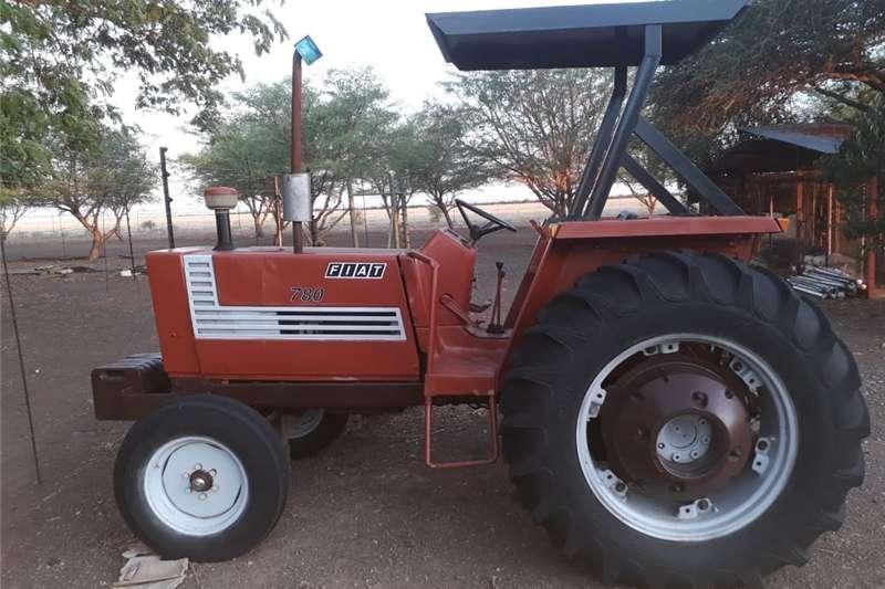Tractors Four wheel drive tractors Fiat 780 Perfekte toestand