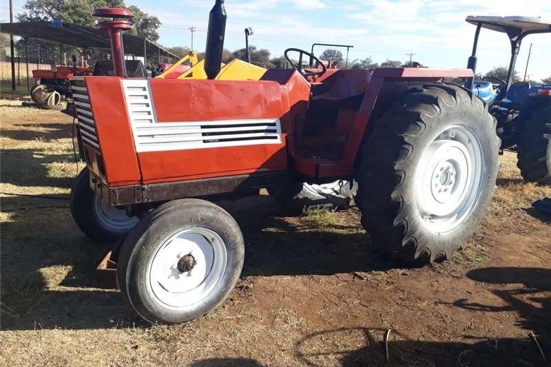 Tractors Four wheel drive tractors Fiat 780 trekker