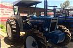 Four wheel drive tractors Ford 4600 4x4 60HP/45kW Pre Owned Tractor Tractors
