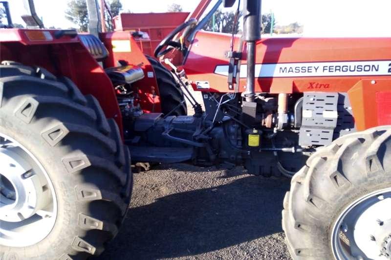 Tractors Four wheel drive tractors MF 290 Xtra