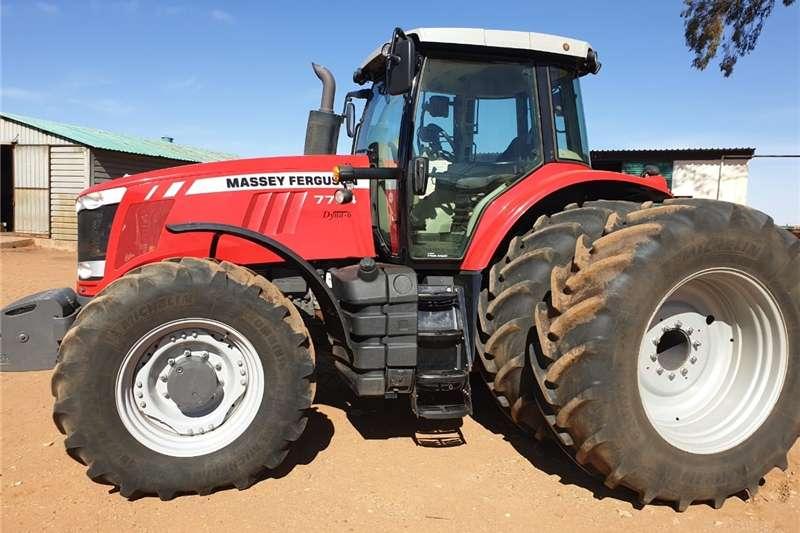 Tractors Four wheel drive tractors PRICE REDUCED!! Massey Feruson 7724 Tractor  Barga