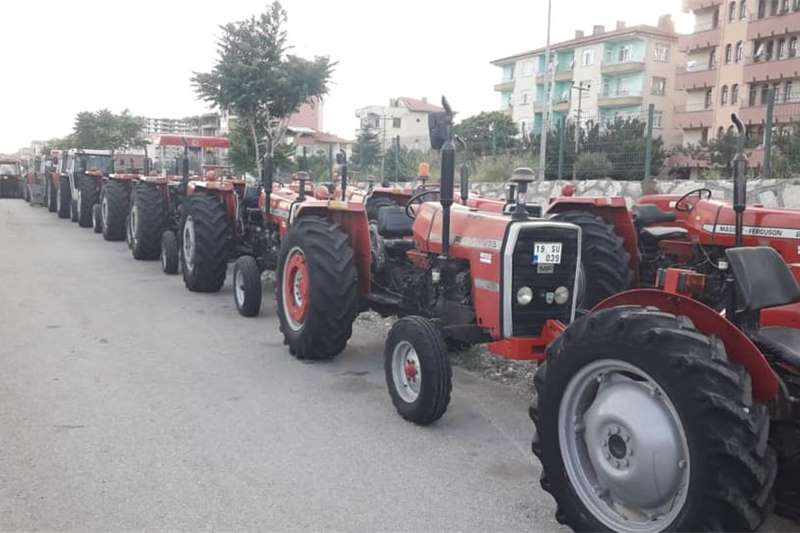 Other tractors Assorted Used Massey Ferguson tractors for sale Tractors