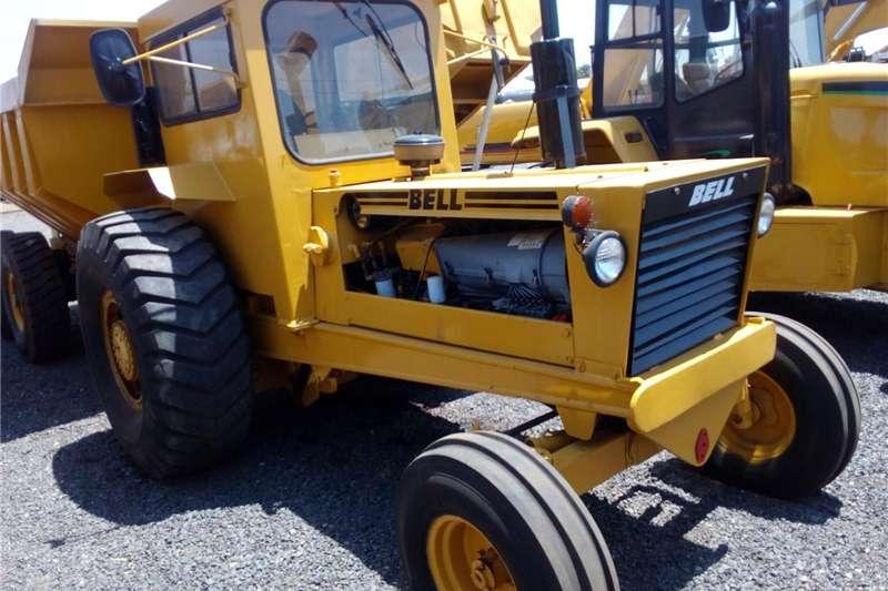 Tractors Other tractors Bell 1206 Hauler Tractor