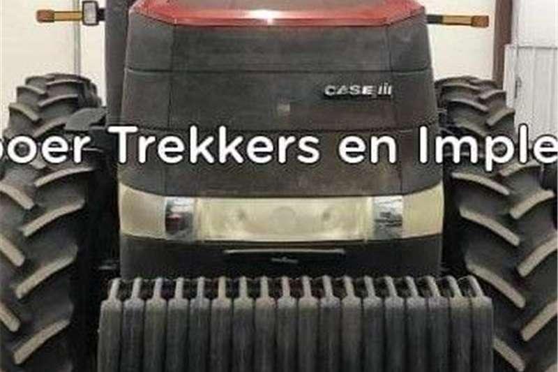 Other tractors Case IH 340 Magnum Trekker Tractors