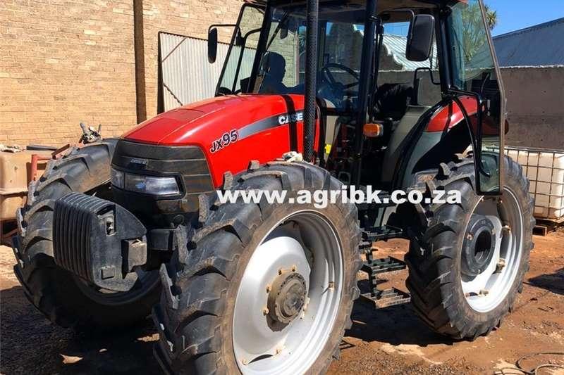 Tractors Other tractors Case IH JX95 HC Cab 2014