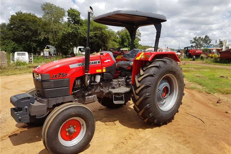 Other tractors Case Jx 75 Tractor 4x2 For Sale Tractors