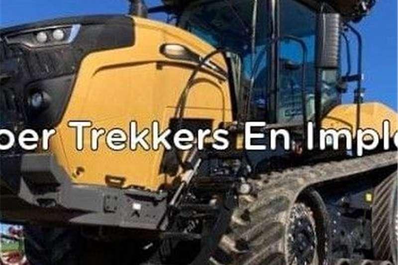 Other tractors challenger MT743 Tractors