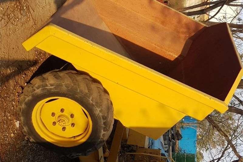 Other tractors Concrete Dumper Tractors