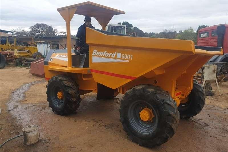 Other tractors Dumper 6 ton load capacity Tractors
