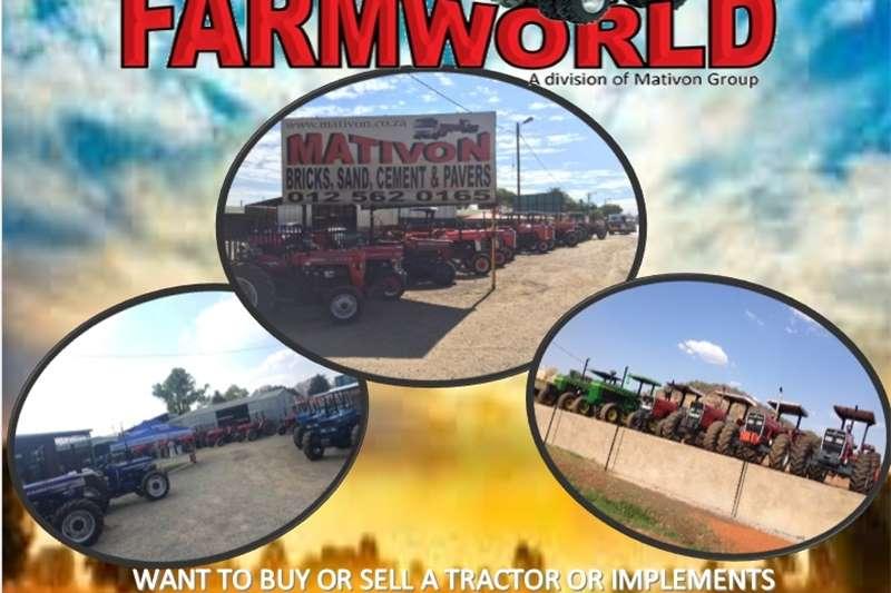 Tractors Other tractors FARMWORLD