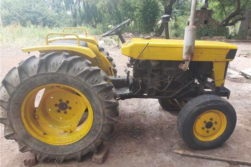 Other tractors Fiat 4x4 garden tractor Tractors