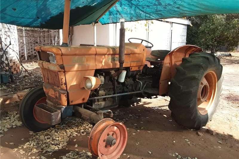 Tractors Other tractors Fiat 600S Tractor