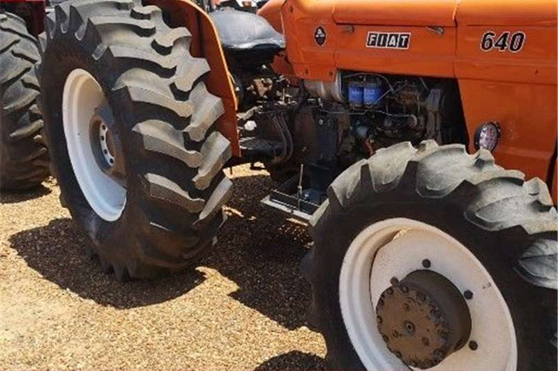 Other tractors Fiat 640 Dt Tractors