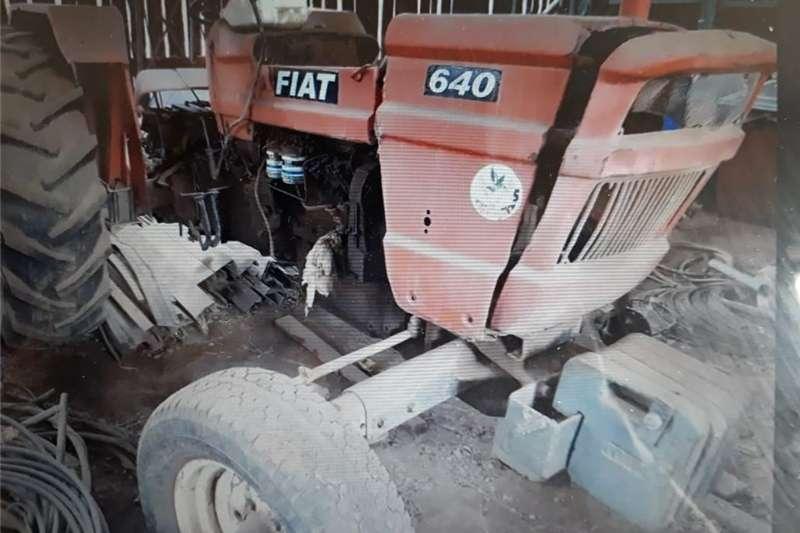 Tractors Other tractors Fiat 640 Trekker