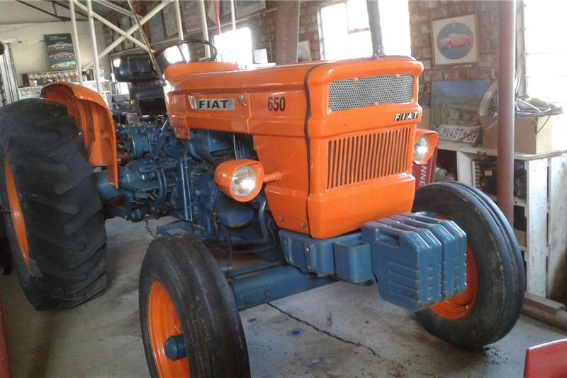 Tractors Other tractors FIAT 650 Special tractor for sale