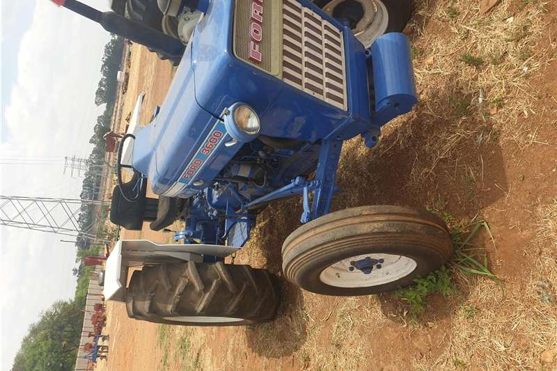 Tractors Other tractors FORD 3600 TRACTOR