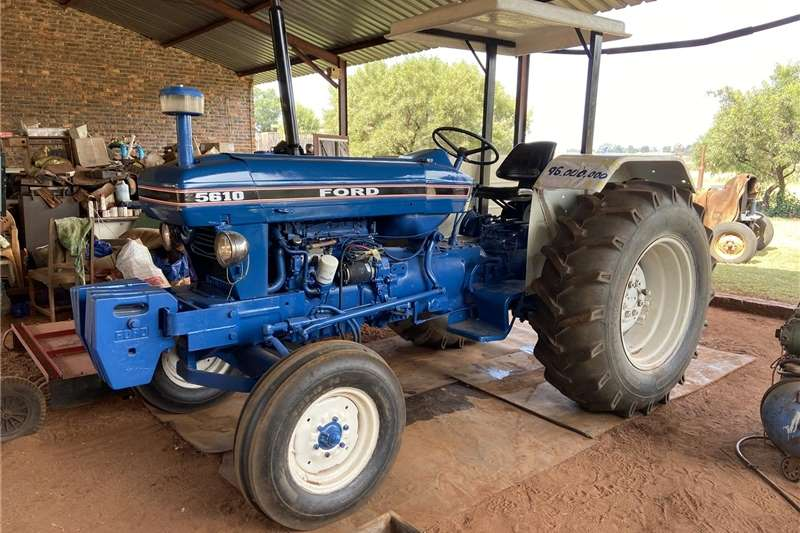 Other tractors Ford 5610 tractor Tractors