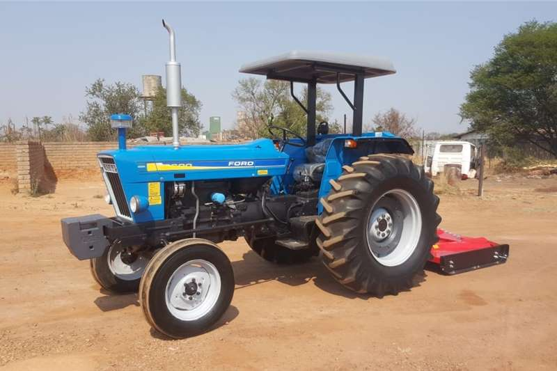 Other tractors Ford 6600 Tractor 4x2 For Sale Tractors