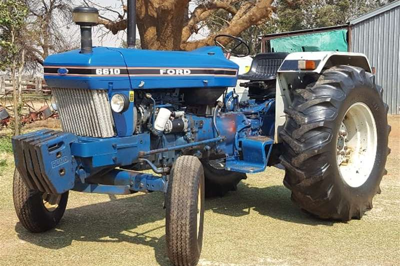 Tractors Other tractors FORD 6610