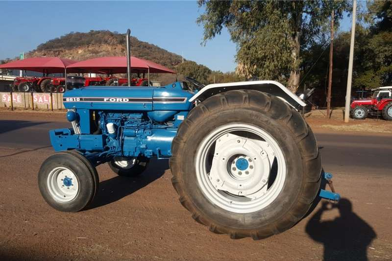 Other tractors Ford 6610 Tractor ADE Turbo 4x2 For Sale Tractors