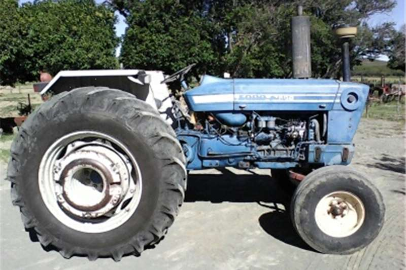 Tractors Other tractors Ford7600