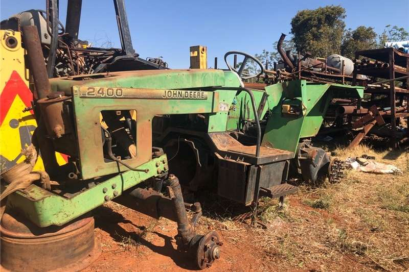 Tractors Other tractors John Deere 2400   Strip for Spares from