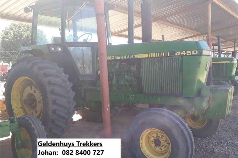 Tractors Other tractors John Deere 4450 Trekker