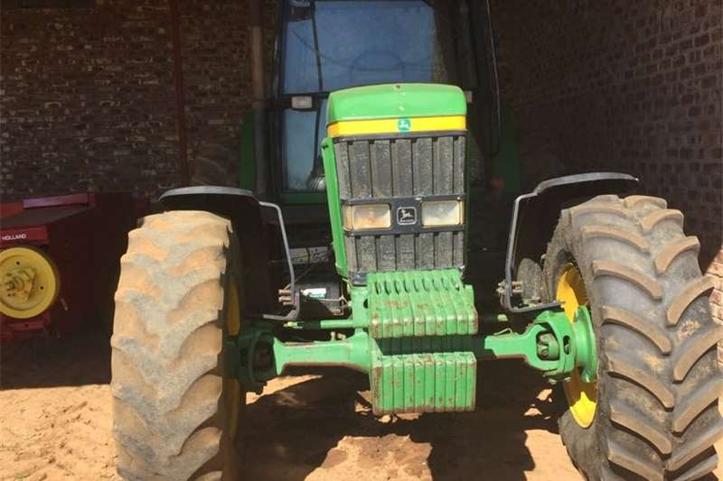 Tractors Other tractors John Deere 7800