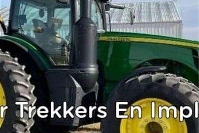 Other tractors John Deere 8345R Trekker Tractors