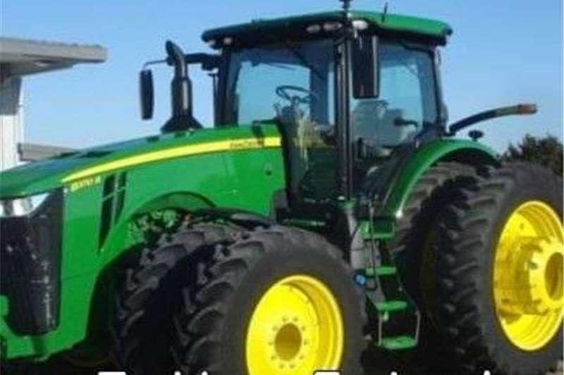 Other tractors John Deere 8370R Tractors