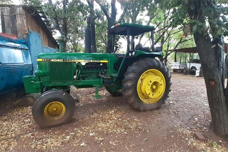 Other tractors John Deere tractor and implements for sale Tractors