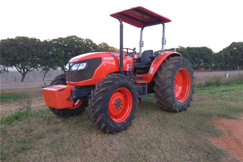 Tractors Other tractors Kubota M8540 4x4 standard tractor for sale