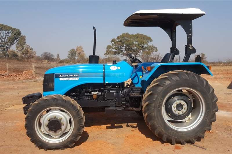 Other tractors Landini 60, Tractor 4x4 For Sale 60 Horse Power Tractors