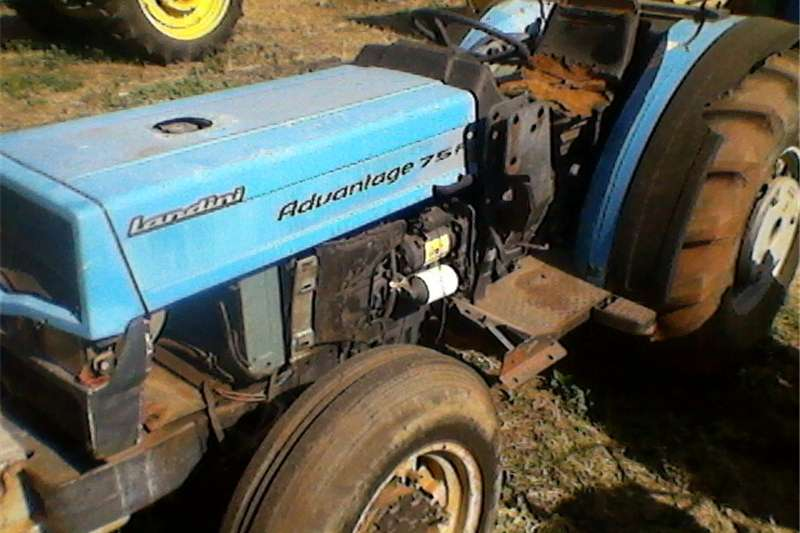 Tractors Other tractors Landini 75F Avantage Tractor