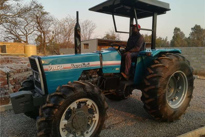 Other tractors Landini 7860 Tractor 4x4 For Sale 80 Horse Power Tractors