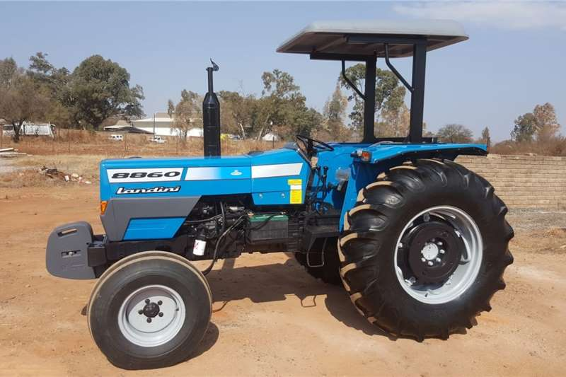 Other tractors Landini 8860 Tractor 4x2 For Sale 80 Horse Power Tractors