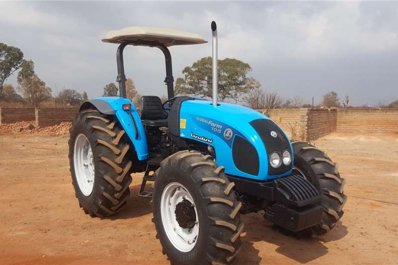 Other tractors Landini Globalfarm 105 Tractor 4x4 For Sale 105 Ho Tractors