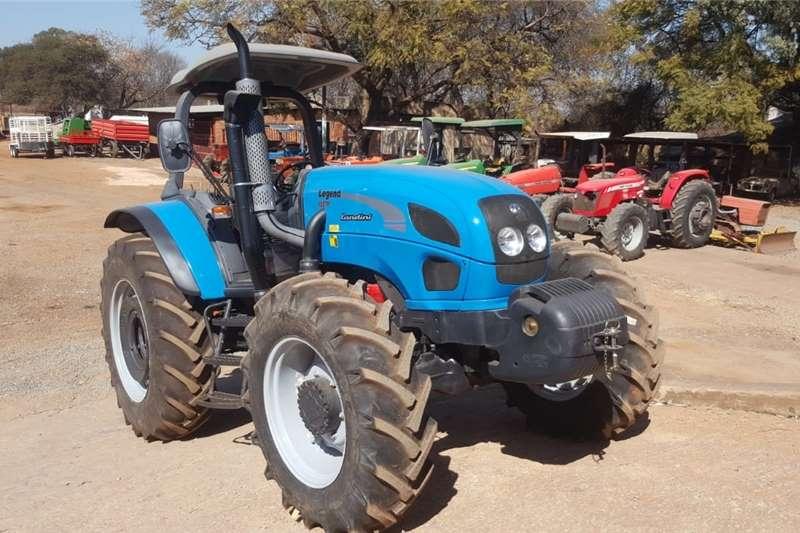 Other tractors Landini Legend Tractor 4x4 For Sale 125 Horse Powe Tractors