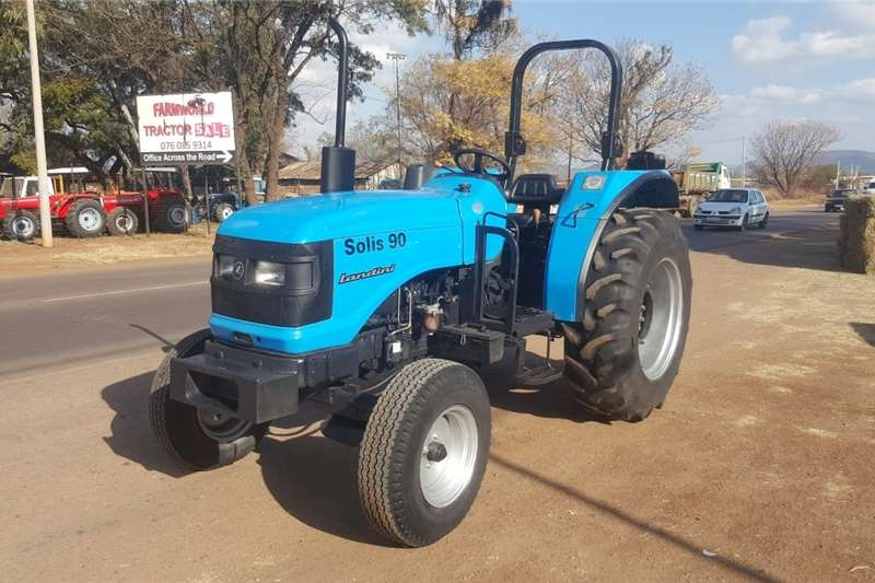 Tractors Other tractors Landini Solis 90 Tractor 4x2 For Sale 2012