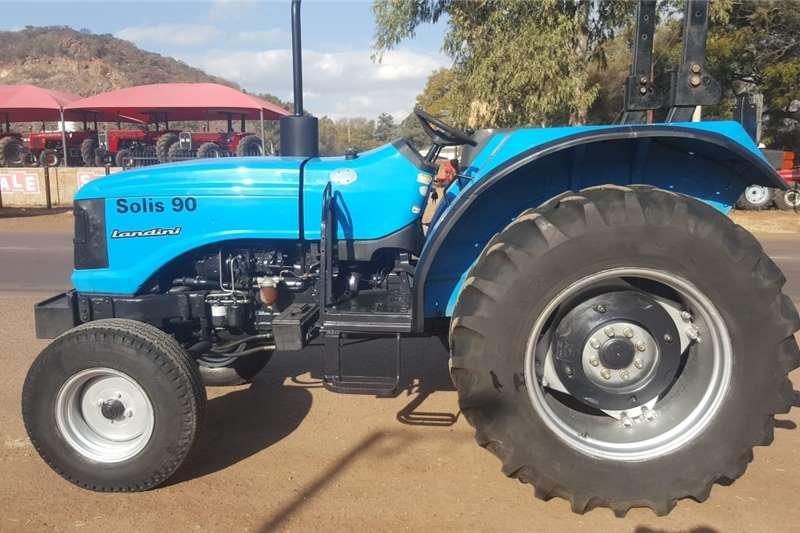 Other tractors Landini Solis 90 Tractor 4x2 For Sale Tractors