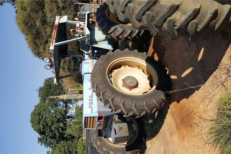 Tractors Other tractors Landini tracktor