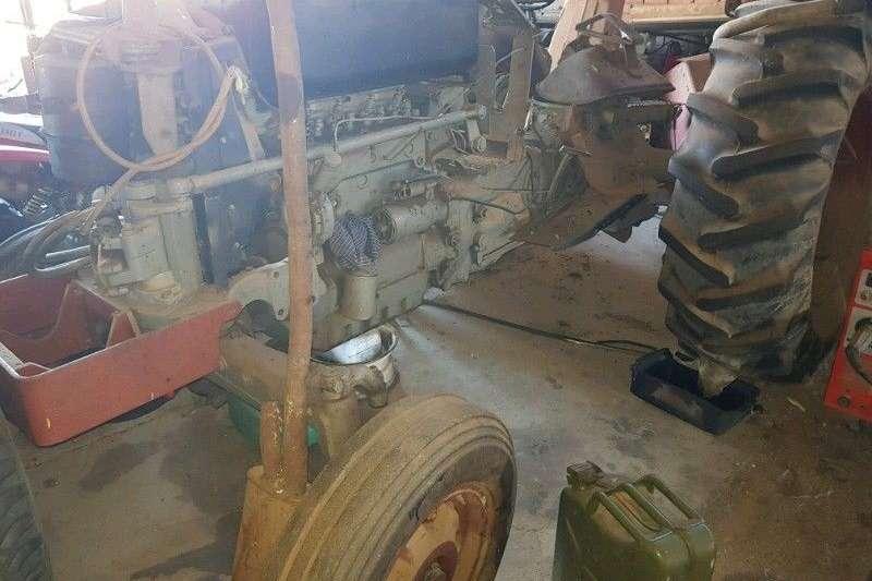 Tractors Other tractors Massey 175 Trekker