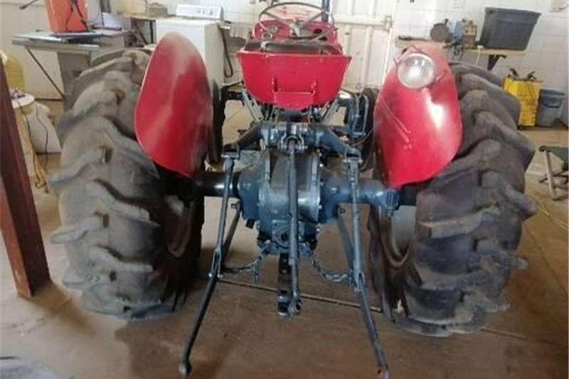Other tractors Massey Ferguson 135 Tractors