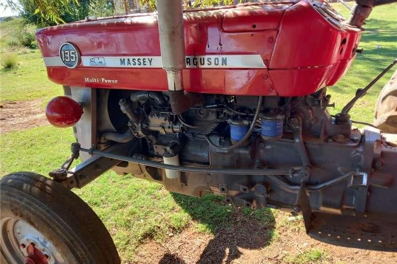 Other tractors Massey Ferguson 135 Multipower oopstasie Trekker Tractors