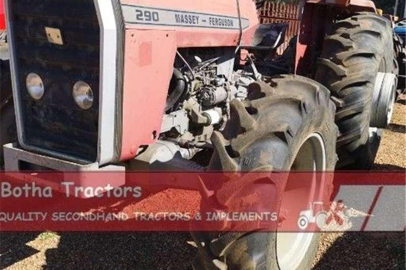 Other tractors Massey Ferguson 290 DT Tractors
