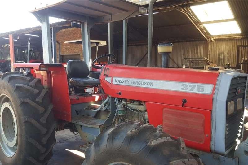 Tractors Other tractors Massey Ferguson 375 Tractor 4x4 For Sale
