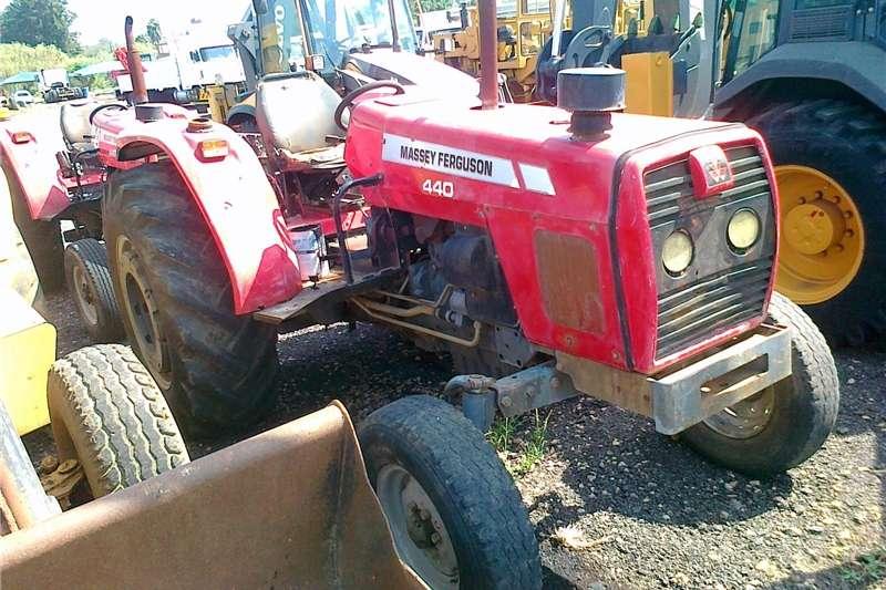 Tractors Other tractors Massey Ferguson 440 Tractor